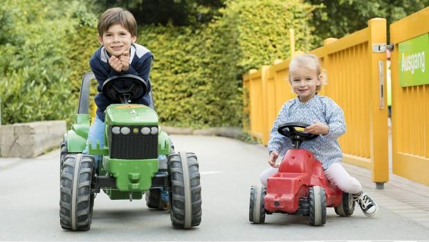PLAYMOBIL-FunPark Spielzeug-Traktor