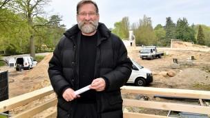 """Zoo Rostock: Aussichtsplattform für das """"POLARIUM"""" eröffnet"""