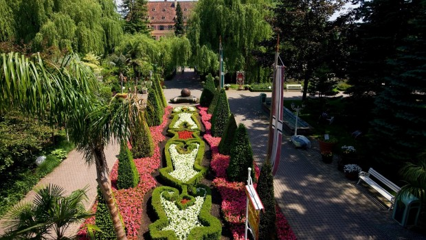 Schlosspark Balthasar - Europa-Park