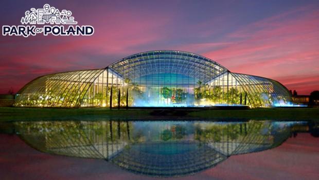 Suntago Water World Park of Poland Artwork Nacht