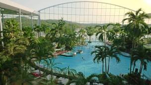 Suntago Water World Wasserpark Polen Ankündigung