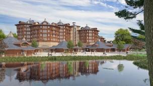 Tayto Park will eigenes Hotel für 1.000 Übernachtungsgäste bauen