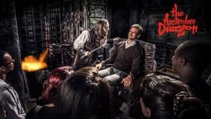 The Amsterdam Dungeon Tickets günstiger: Rabatt-Angebot über 40% Preisvorteil