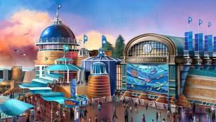 """""""SeaRider"""" in Tokyo DisneySea Park eröffnet: Unterwasser-Abenteuer mit """"Nemo"""" und """"Dorie"""""""