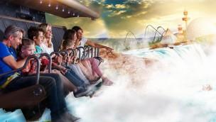 """""""Voletarium""""-Eröffnungs-Termin bekannt: Flying-Theater im Europa-Park hebt zu Pfingsten 2017 ab!"""
