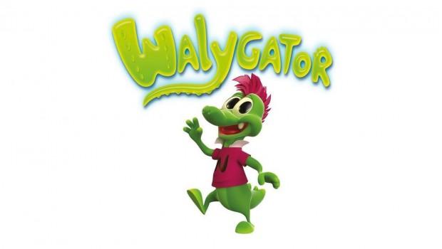 Walygator Parc Logo