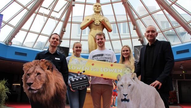 Zoo Osnabrück Löwen - Kino-Aktion
