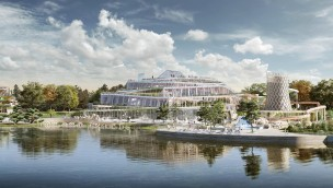 Villages Nature Paris eröffnet am 11. August 2017: Neuer Ferienpark von Disneyland Paris und Center Parcs