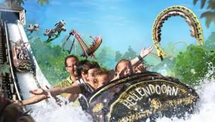 FORT FUN kooperiert mit Avonturenpark Hellendoorn: Rabatte und kostenloses Aktions-Wochenende 2017 für Jahreskarten-Besitzer