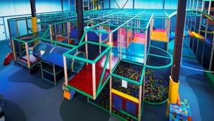 Das Tollhaus bei Frankfurt günstiger: Über 50% Rabatt für Indoor-Spielplatz in Bad Vilbel!