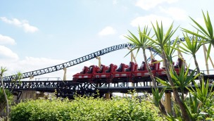 Desert Race Heide Park Launch