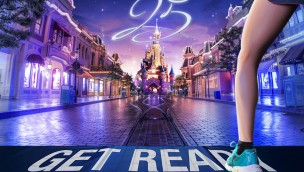 Disneyland Paris Halbmarathon 2017 Visual