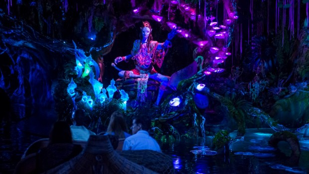Disney's Animal Kingdom Pandora  – The World of Avatar Eröffnung