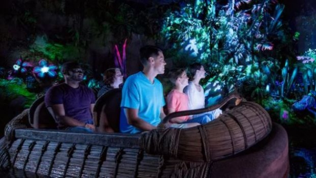 Disney's Animals Kingdom Pandora – The World of Avatar Na'vi River Journey