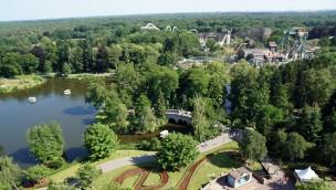 Efteling: 2020 neue Attraktion in 8 Hektar großer Erweiterung geplant