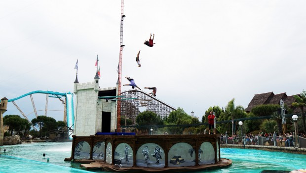 Europa-Park High Divers Show 2017
