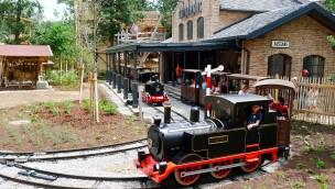 """Neuheiten 2017 im Familypark am Neusiedlersee: """"Waldexpress"""" und """"Gockeljagd"""" eröffnet"""