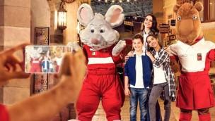 Ferrari World Abu Dhabi 2018 mit vier neuen Attraktionen: Noch mehr Rennspaß für die kleinen Gäste