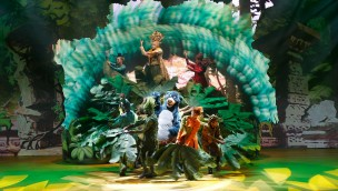 "Disneyland Paris-Musical ""The Forest of Enchantment"" startet am 1. Juli 2017 in seine zweite Saison"