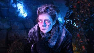 Toverland Halloween Eiskönigin