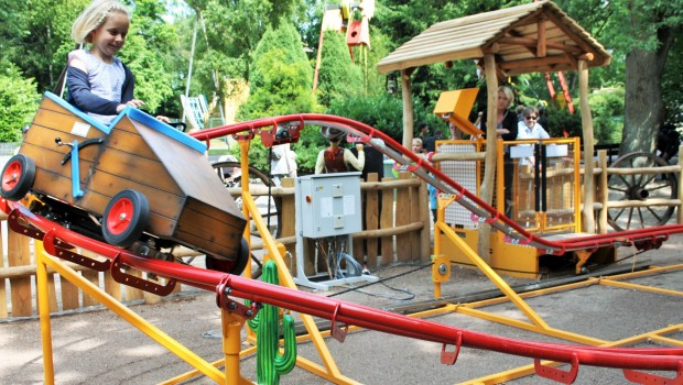 Hilly Billy Race Tier- und Freizeitpark Thüle
