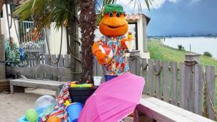 Kernie's Familienpark stellt Programm für Sommer 2017 vor: Wasser, Zirkus und lange Öffnungszeiten