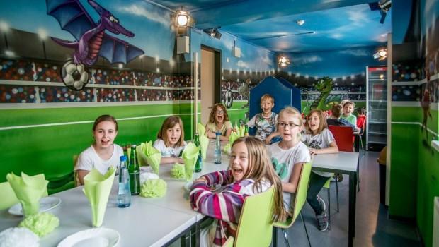 Kids Dinoworld Geburtstagsraum
