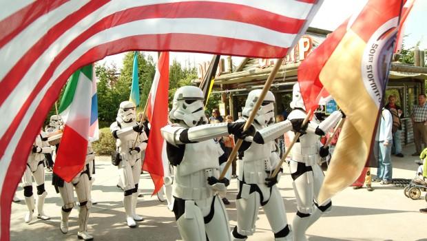 LEGO Star Wars Parade im LEGOLAND Deutschland