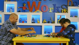 LEGOLAND Discovery Centre Kreativ-Duell