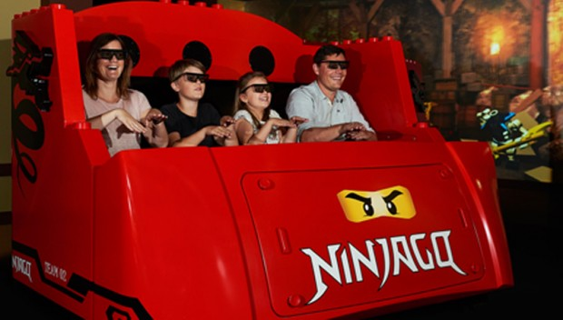LEGOLAND Windsor LEGO Ninjago: The Ride