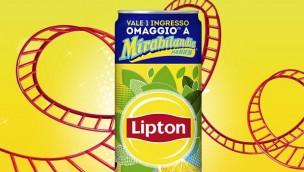 Mirabilandia 2017 günstiger erleben: Gutschein-Aktion mit Lipton Ice Tea ermöglicht 3-für-2-Vorteil