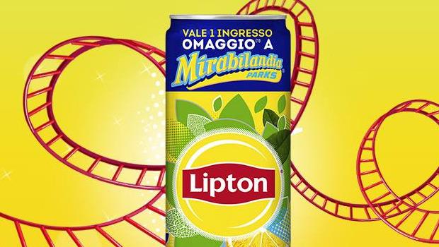 Lipton Ice tea Mirabilandia Gutschein 2017