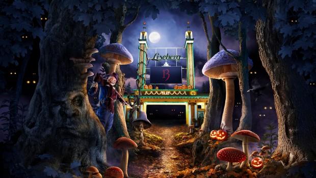 Liseberg Halloween Freitag der 13. Artwork