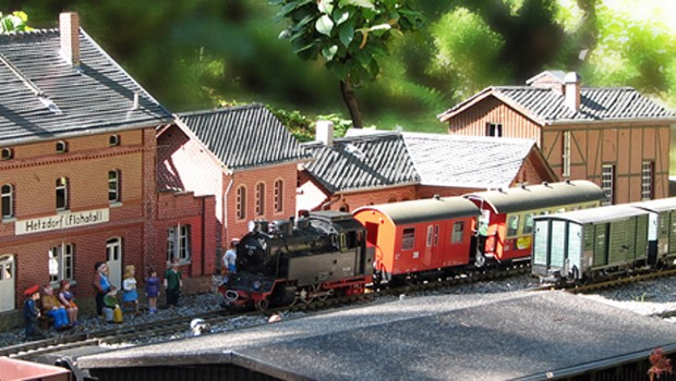 Miniaturpark Klein-Erzgebirge