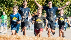 Mud Masters 2017 in Burgers' Zoo: Hindernislauf am Zoo am 25. Juni