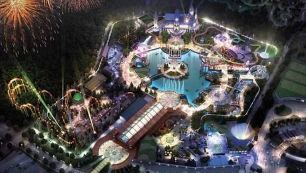 Osraraa Freizeitpark Südkorea
