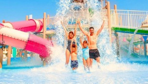 Parque Warner Beach: Wasserpark in Madrid jetzt unabhängig von Freizeitpark besuchbar