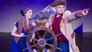 Eifelpark Gondorf: Piraten-Spektakel mit Kinder-Musical am 1. und 2. Juli 2017