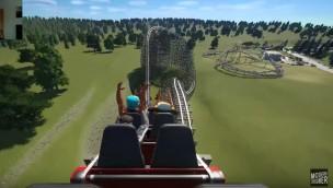 """Hier fährt """"Colossos"""" noch: Fan baut Heide Park mit Freizeitpark-Simulation Planet Coaster nach"""