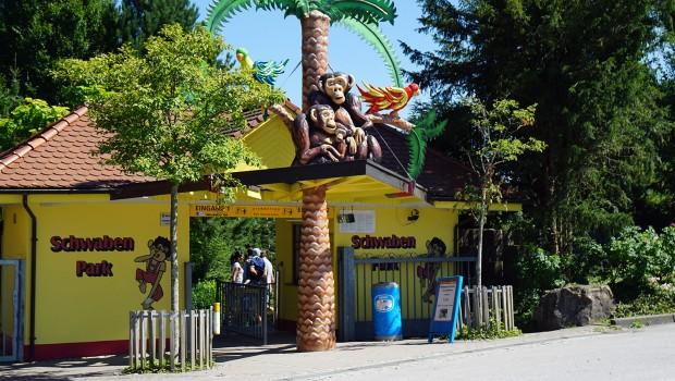 Schwaben-Park Eingang