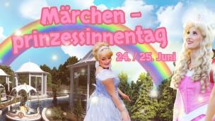 Schwaben-Park: Märchen-Prinzessinnen am 24. und 25. Juni 2017 zu Gast
