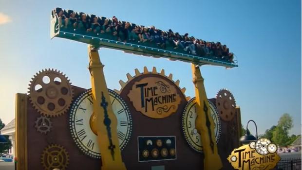 Seabreeze Amusement Park Time Machine