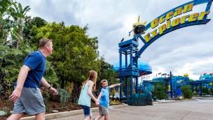 """""""Ocean Explorer"""" in SeaWorld San Diego eröffnet: Neue Themenwelt mit fünf Familien-Attraktionen"""