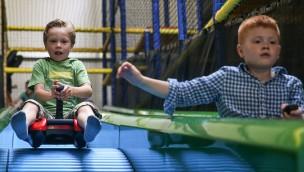 """Serengeti-Park eröffnet """"Indoor-Safari"""": Überdachter Spielbereich für Kinder neu 2017"""