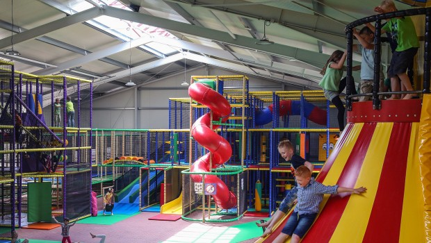 Serengeti-Park Indoor-Spielplatz
