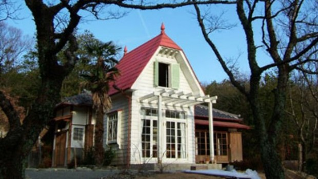 Studio Ghibli Mein Nachbar Totoro Satsuki and Mei's House
