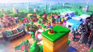 Super Nintendo Wolrd Universal Studios Japan Rendering