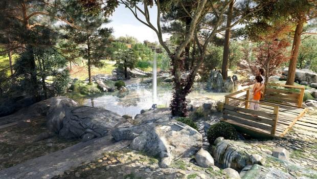 Villages Nature Parix Extraordinary Gardens
