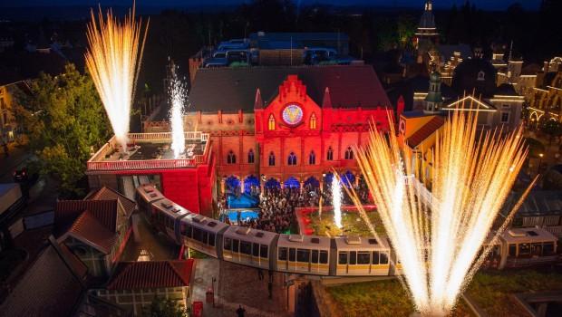 Voletarium ACE-Sommerfest Eröffnung