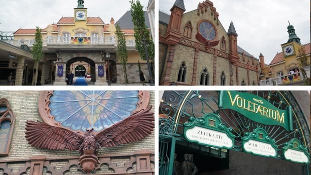Voletarium Europa-Park Themenbereich